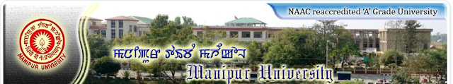Naukri Vacancy Recruitment Manipur University