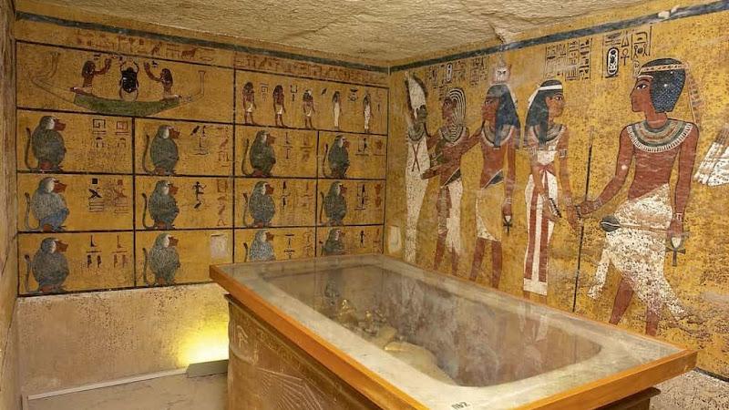 #655 Misterios del Antiguo Egipto