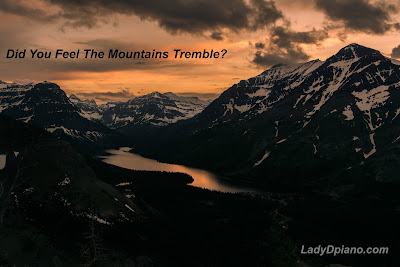Did You Feel The Mountains Tremble? l Delirious