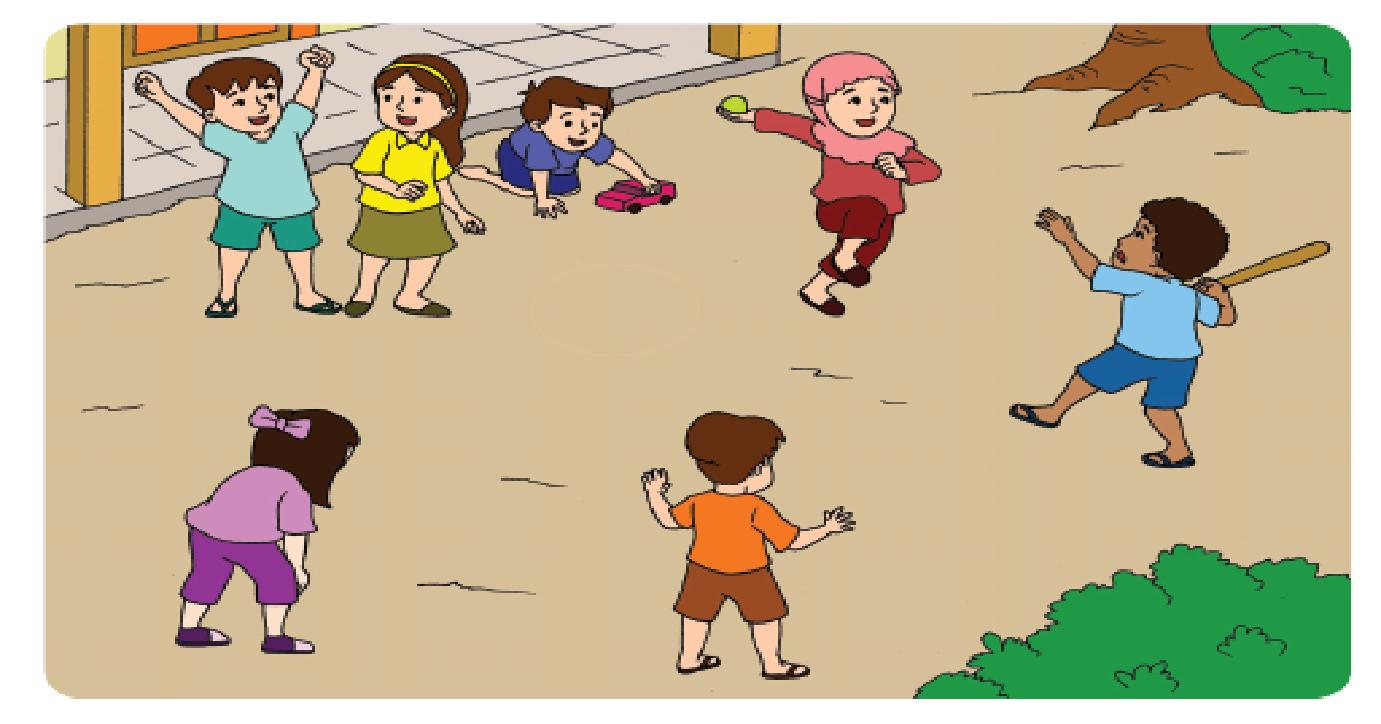 59+ Gambar Kartun Anak Sedang Olahraga | Himpun Kartun
