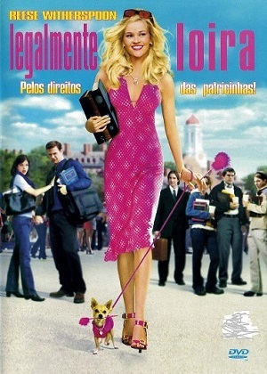 Legalmente Loira Torrent Download  BluRay  720p