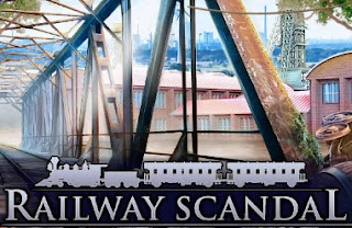 Railway Scandal Hidden Objects Online Game