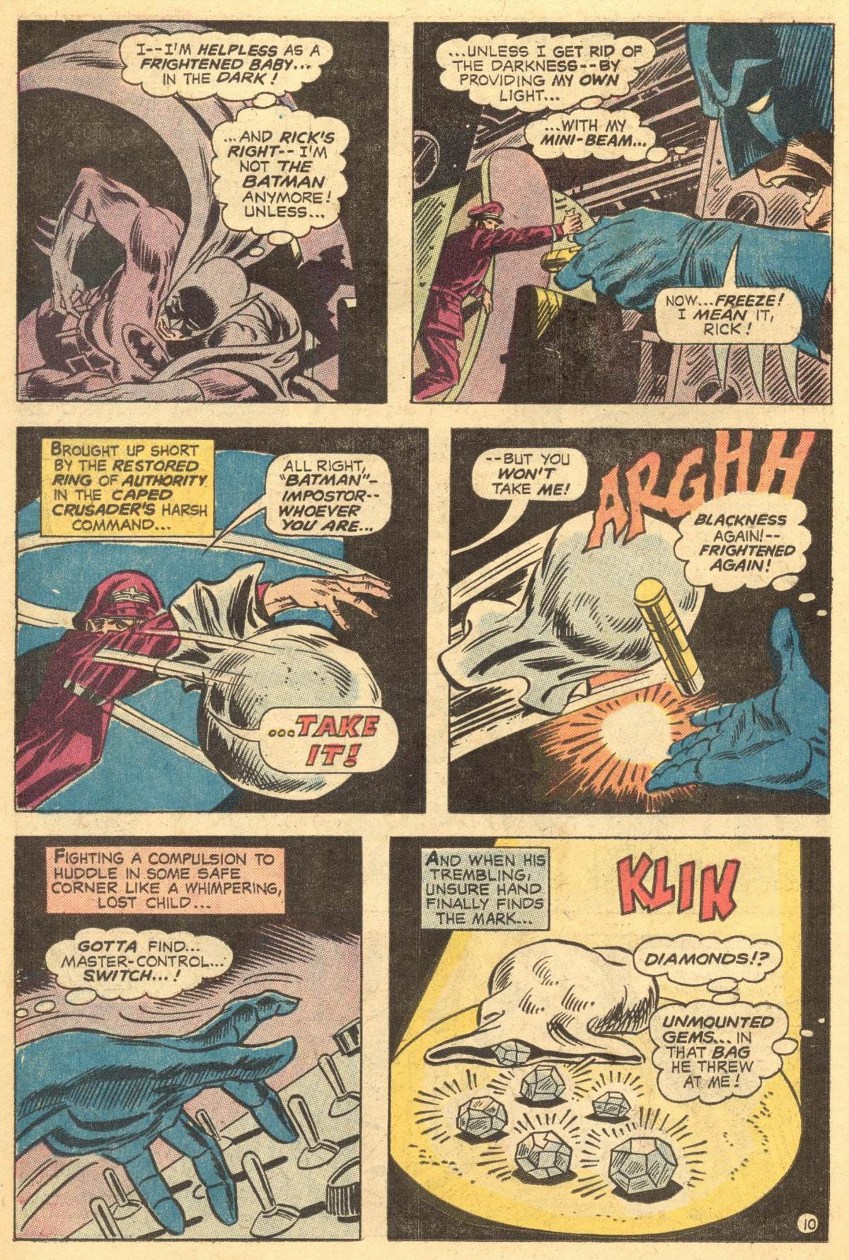 Detective Comics (1937) 436 Page 10