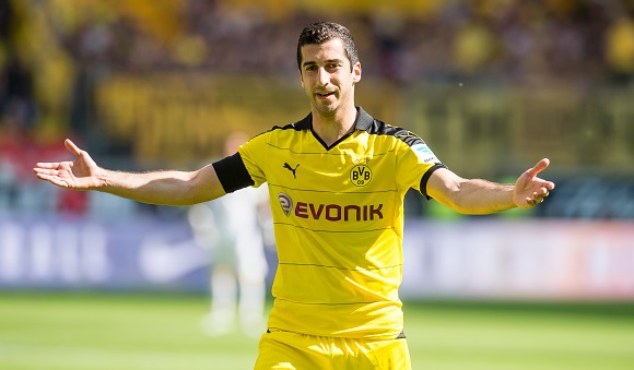 Arsenal to seal Henrikh Mkhitaryan deal