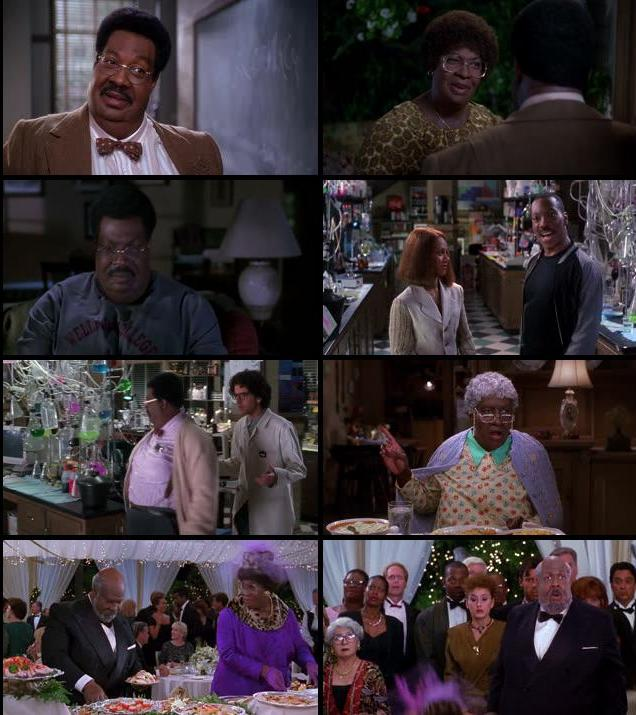 The Nutty Professor 1996 Dual Audio Hindi 480p BluRay