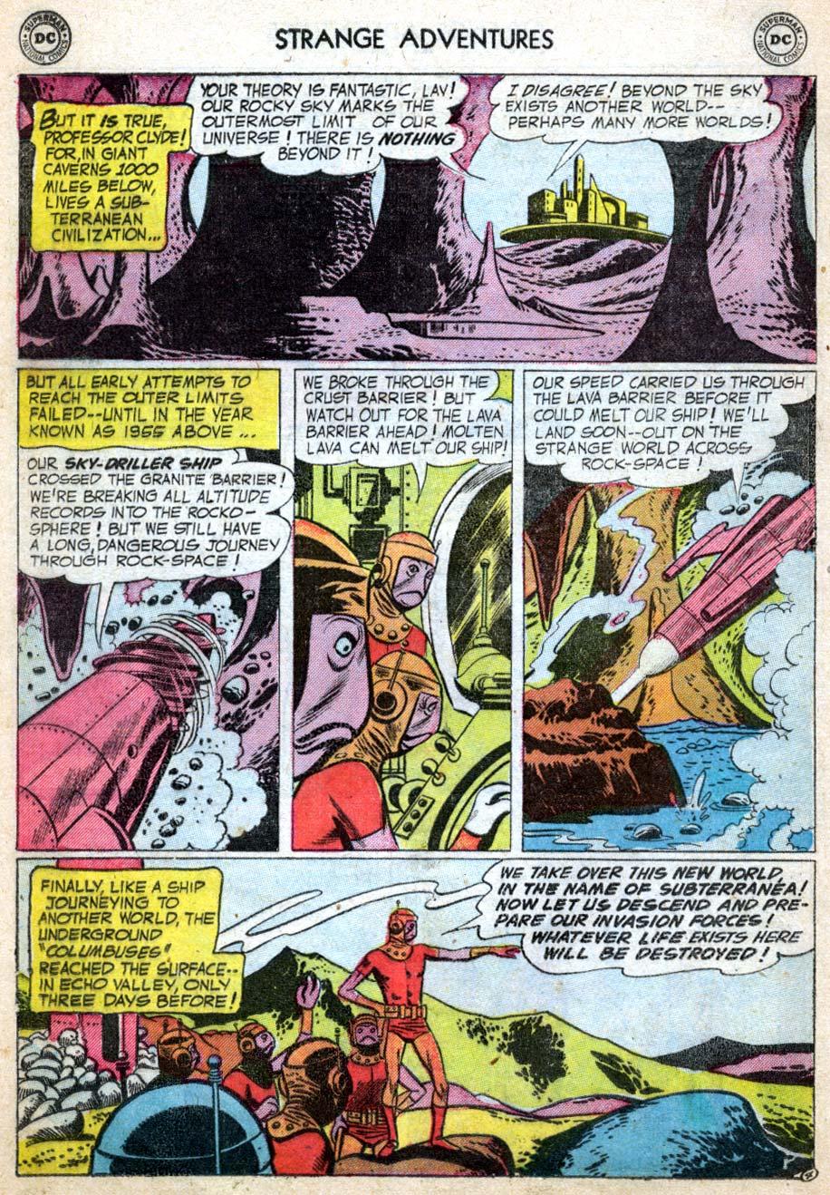 Strange Adventures (1950) issue 62 - Page 22