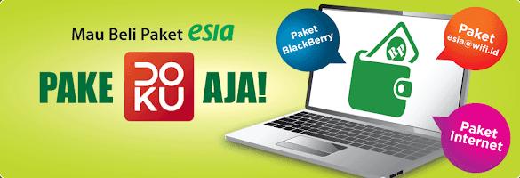 Cara Daftar Harga Paket Internet AHA Esia Max-d Terbaru