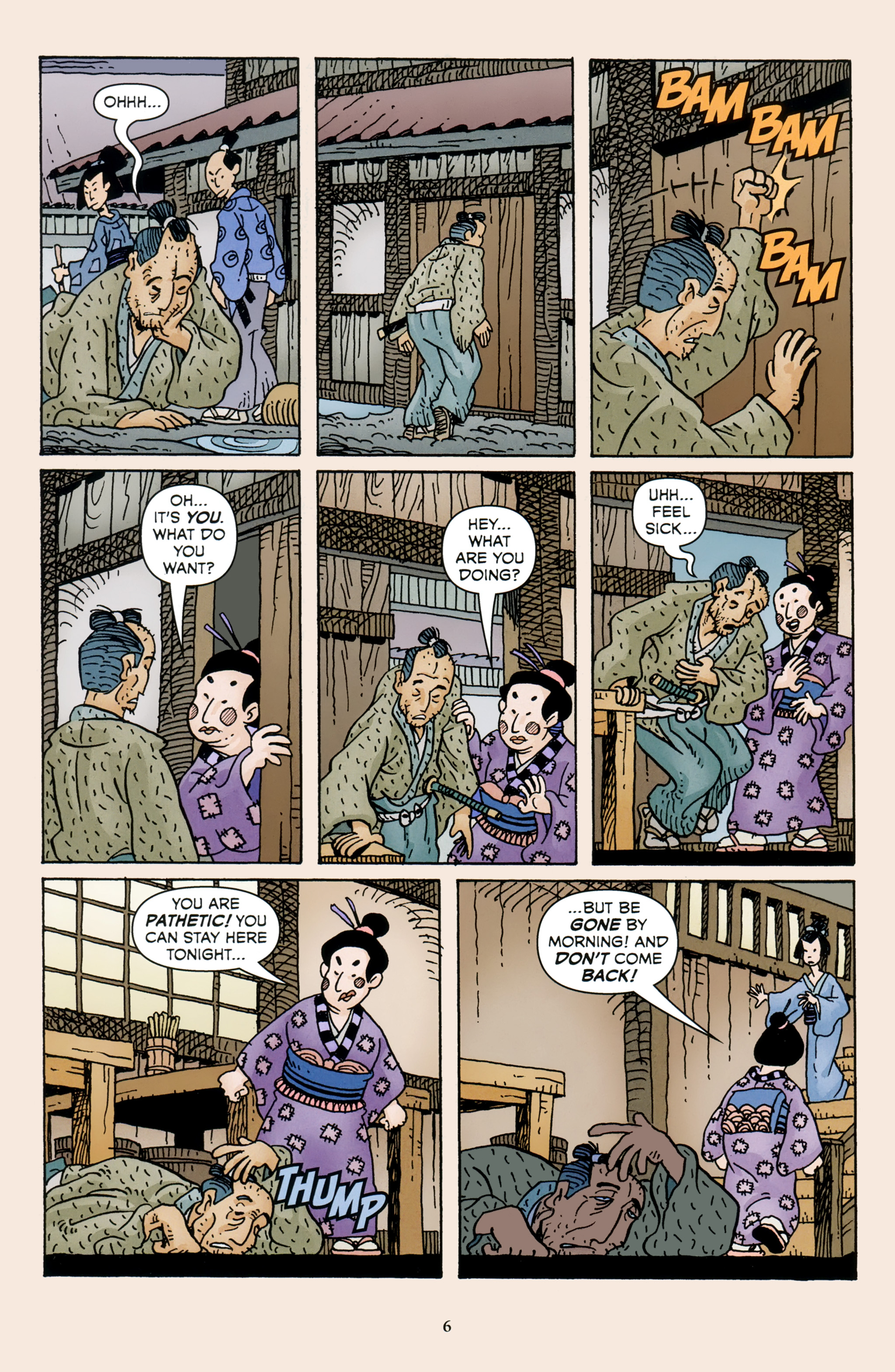 Read online 47 Ronin comic -  Issue #4 - 8