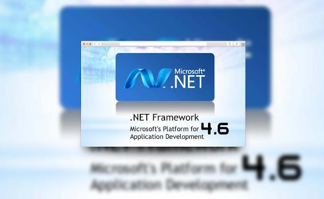 Microsoft .NET Framework Version 4.6 Untuk Windows