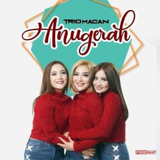 Lagu ini masih berupa single yang didistribusikan oleh label PT Lirik Lagu Trio Macan - Anugerah