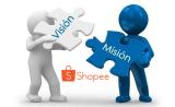 Visi Misi Situs Ecommerce Shopee Indonesia