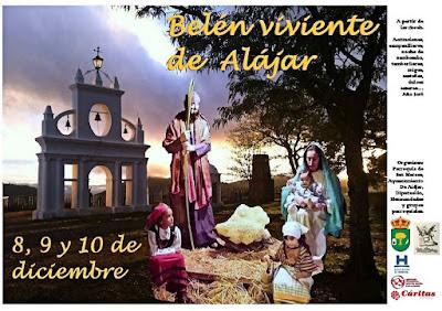 Belen Viviente de Alájar (Huelva) 2016