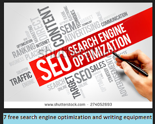 7 free search engine optimization and writing equipment