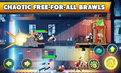 Screenshot Mayhem Combat - Fighting Game Mod Apk