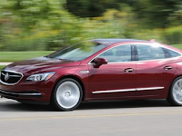2021 Buick LaCrosse Review