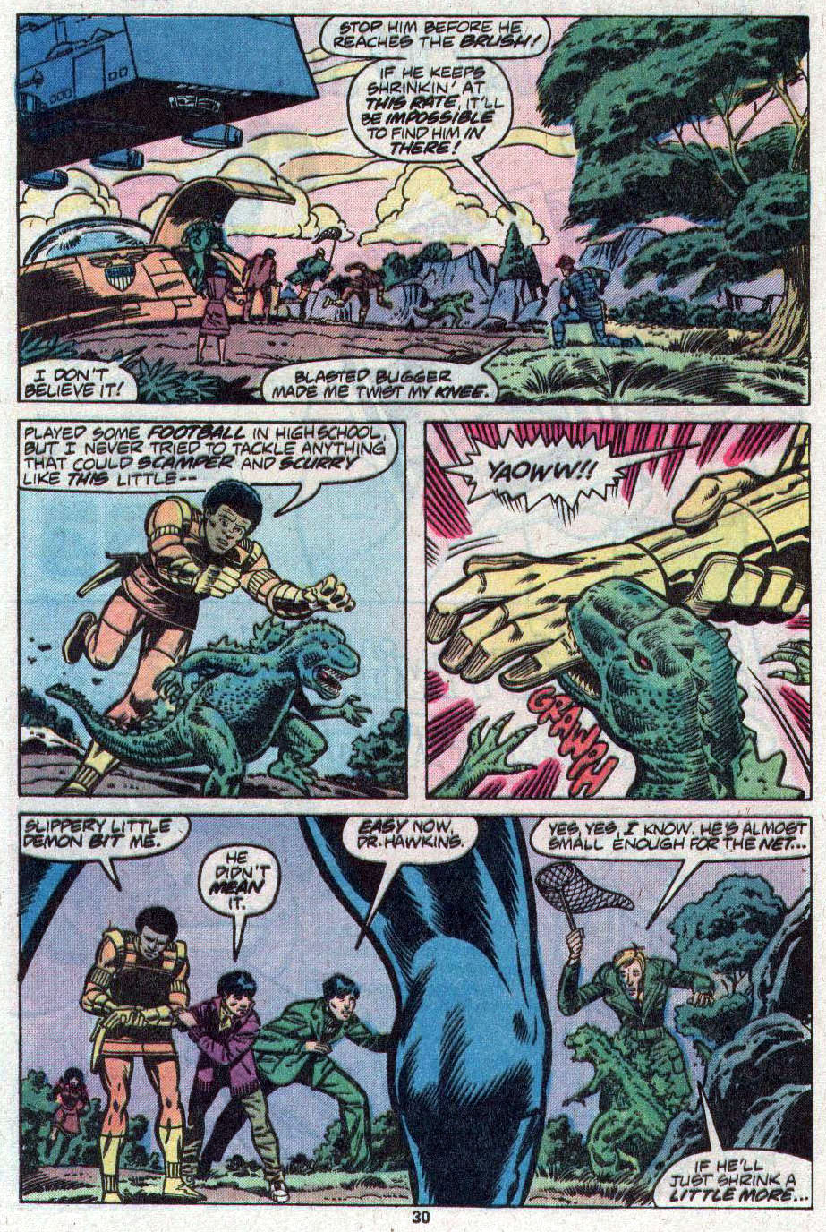Godzilla (1977) Issue #17 #17 - English 17