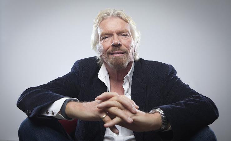 ¿Cómo me identifico con Richard Branson?