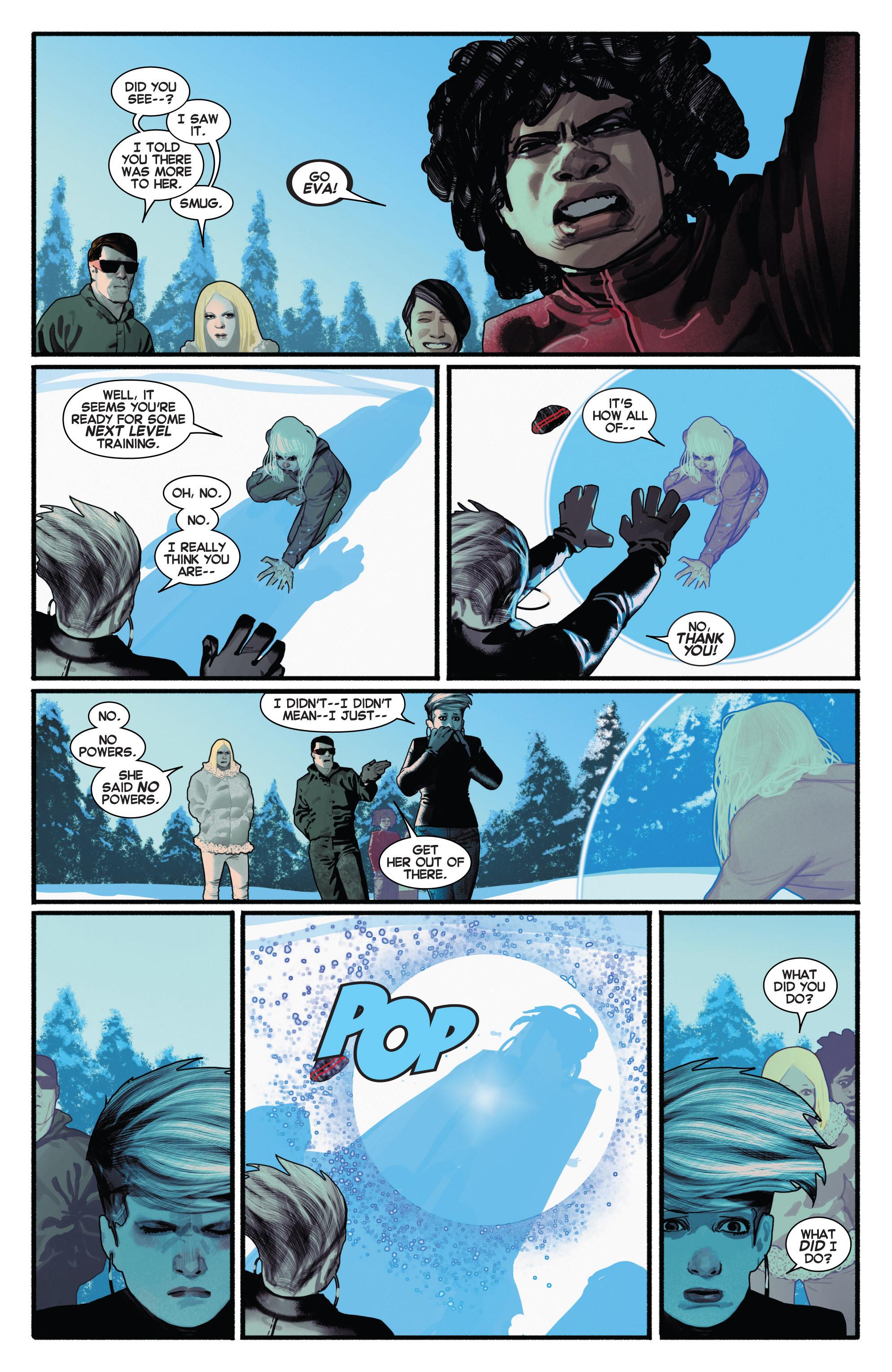 Read online Uncanny X-Men (2013) comic -  Issue # _TPB 2 - Broken - 85