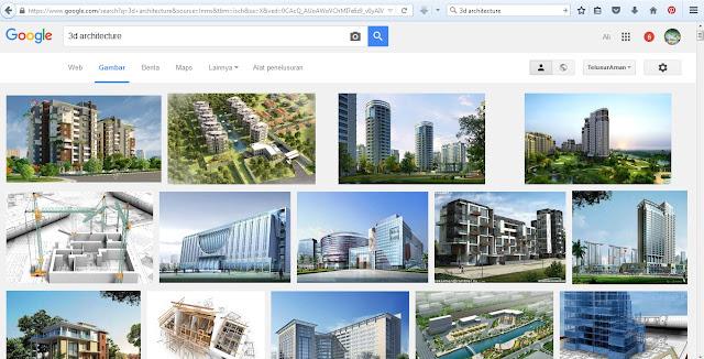 3d dan arsitektur