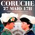 Os toiros da emblemática ganadaria Palha a lidar dia 27 em Coruche.