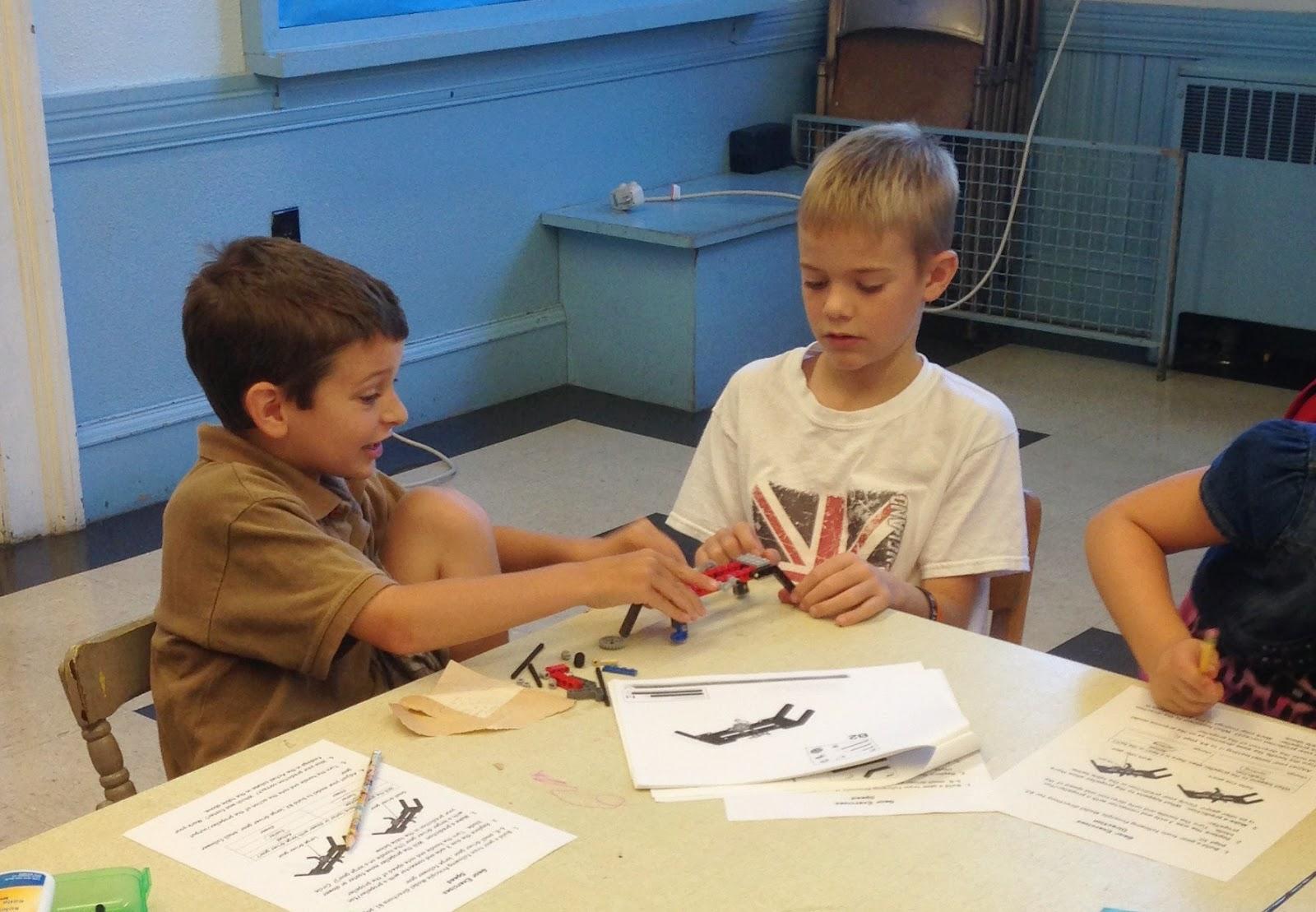 Homeschool Adventures In Engineering September