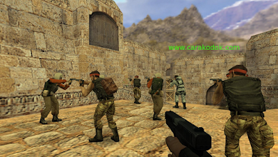 counter strike army