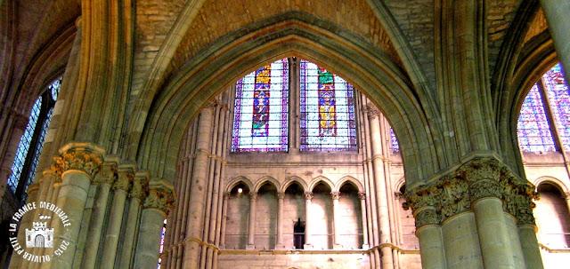 REIMS (51) - Cathédrale Notre-Dame (Intérieur)