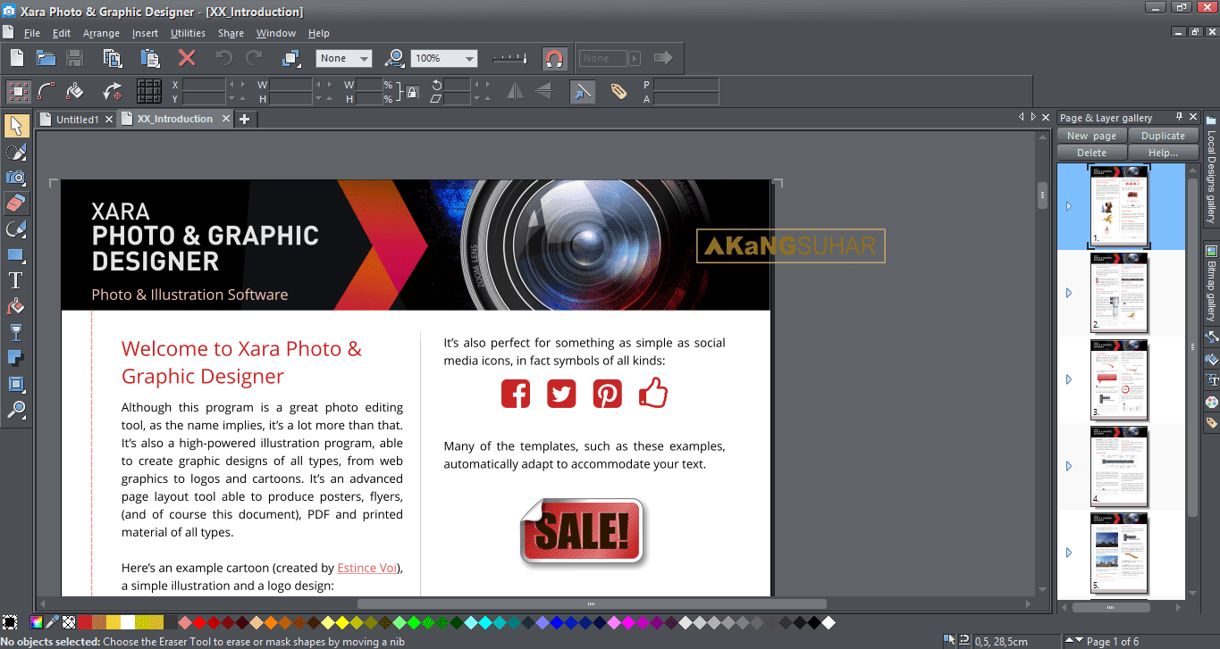 Download Xara Photo & Graphic Designer 12.5.0.48392 Final Full