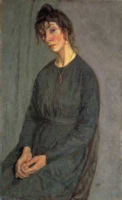 Chloë Boughton-Leigh (1910/14), Gwen John