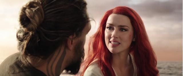 Actress Amber Heard Aquaman