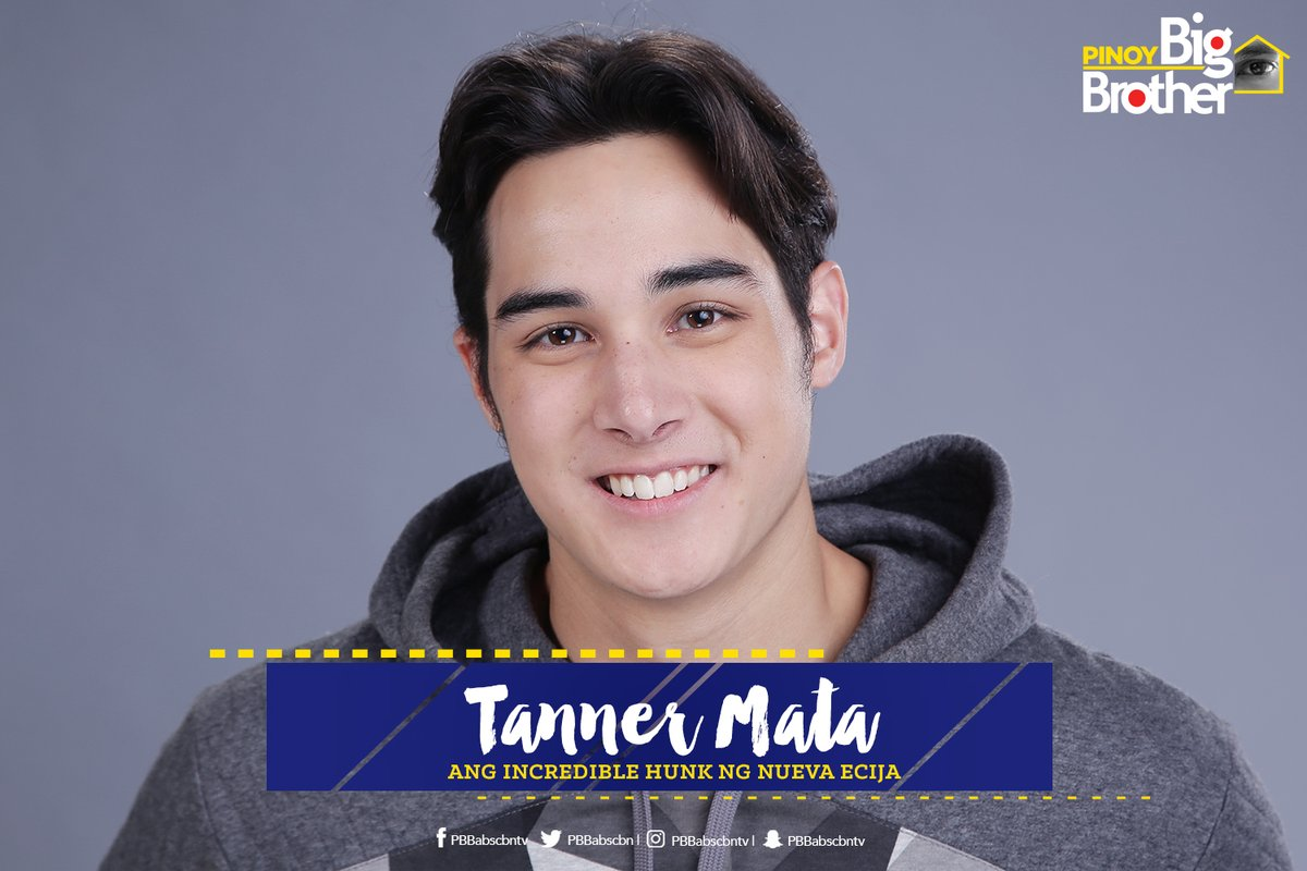 Tanner Mata, 21 (Incredible Hunk ng Nueva Ecija)