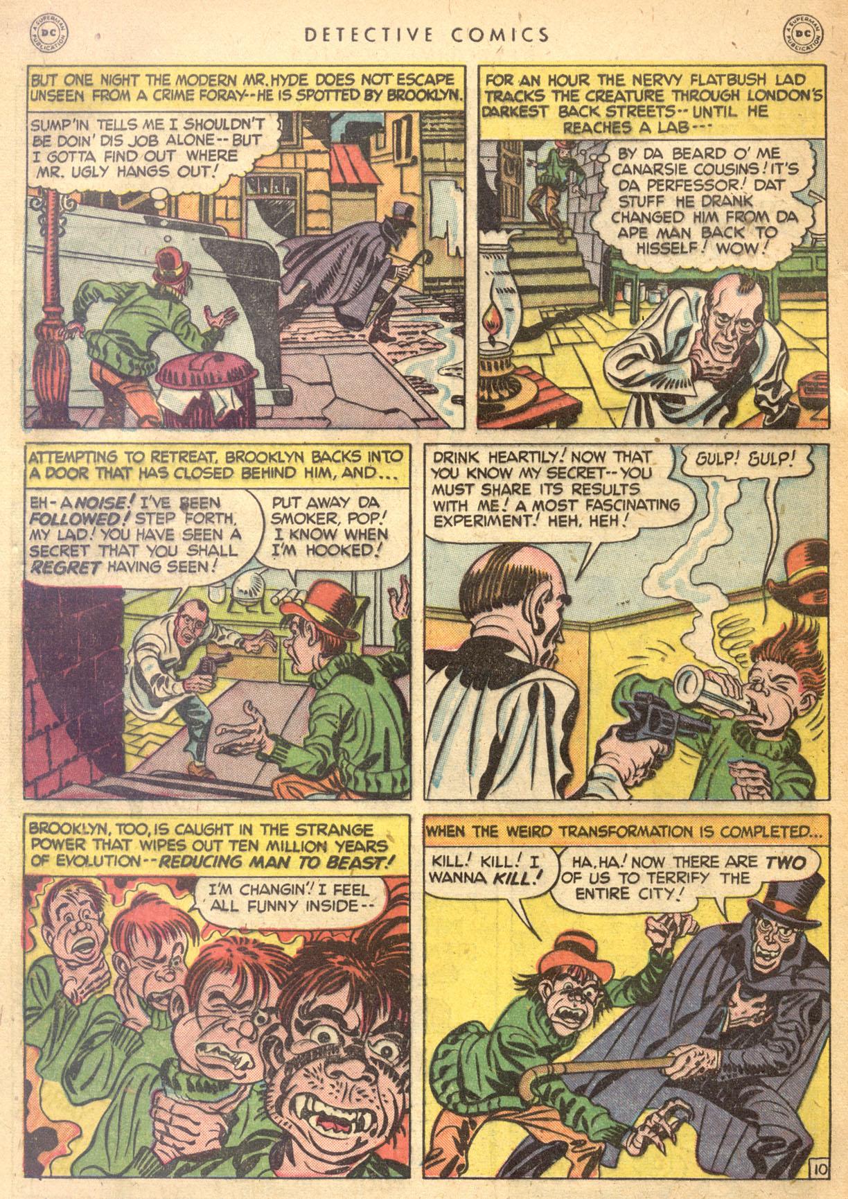 Read online Detective Comics (1937) comic -  Issue #134 - 46