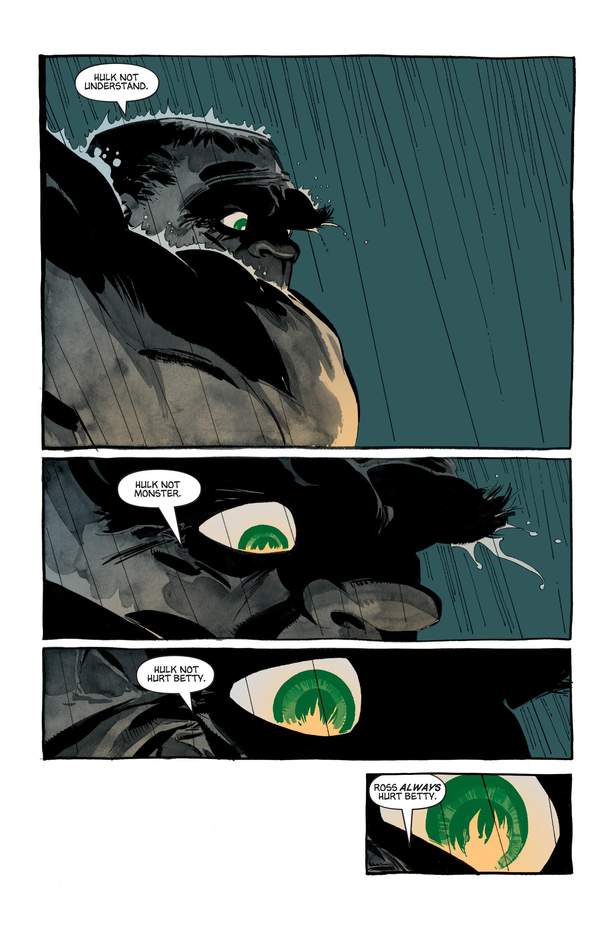 Read online Hulk: Gray comic -  Issue #6 - 16