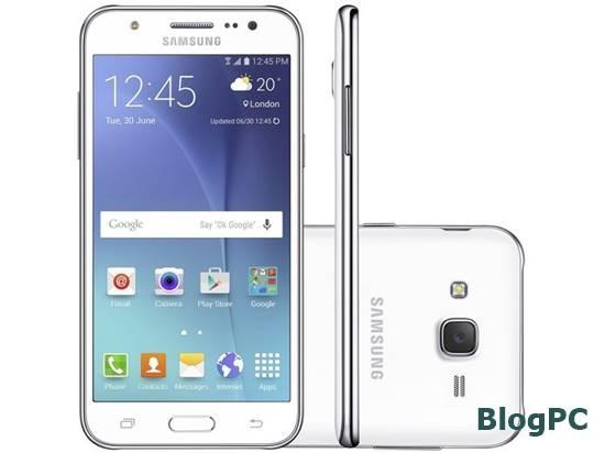 As especificações técnicas do Galaxy J5 não são de encher os olhos