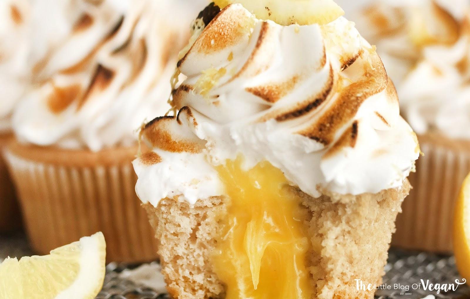 Lemon meringue cupcakes recipe | Ft Kitchenaid