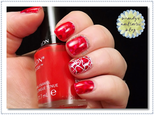40 Great Nail Art Ideas - Red