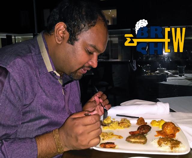 Marasa Sarovar Premiere - Tirupati Review   Jayanth Dev Eating   Lotus Cafe