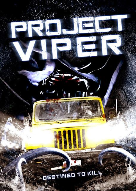 Project Viper (2002) เลื้อยเขมือบ…ทะลุจักรวาล