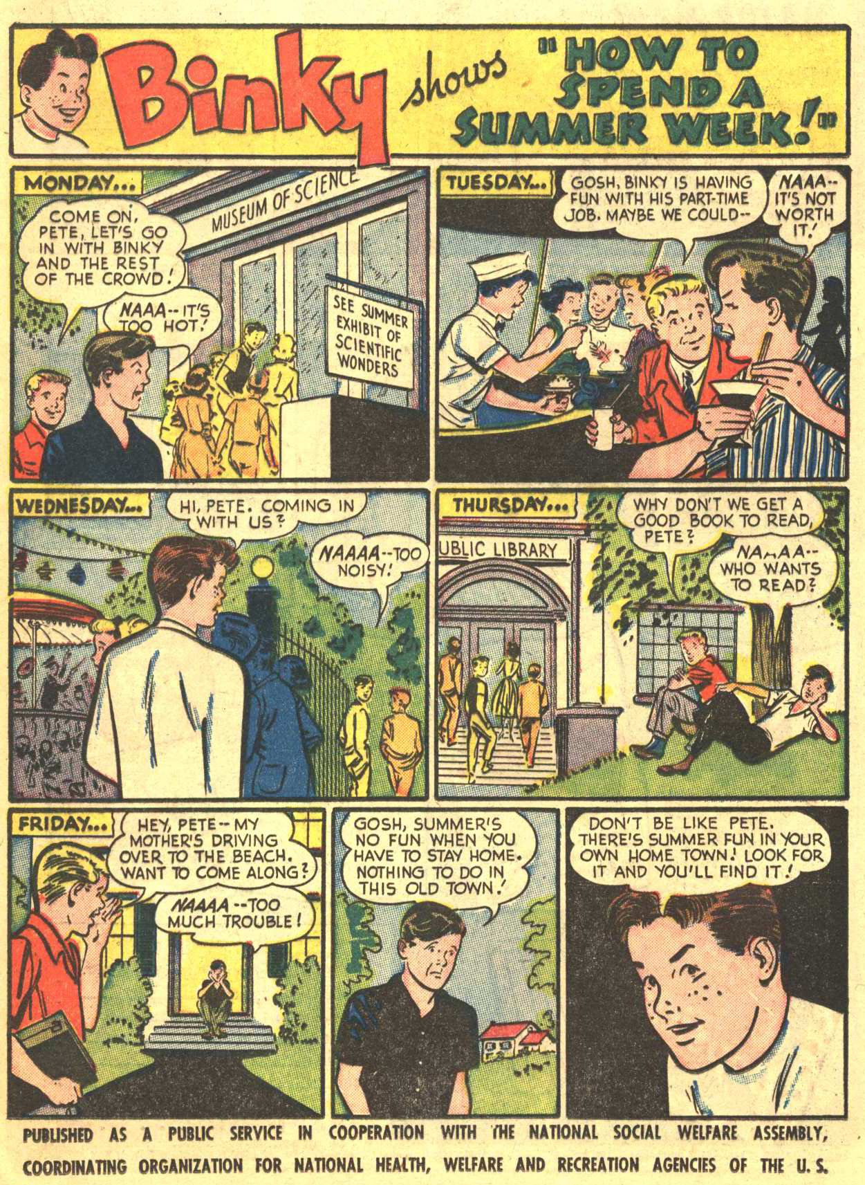 Detective Comics (1937) 198 Page 23