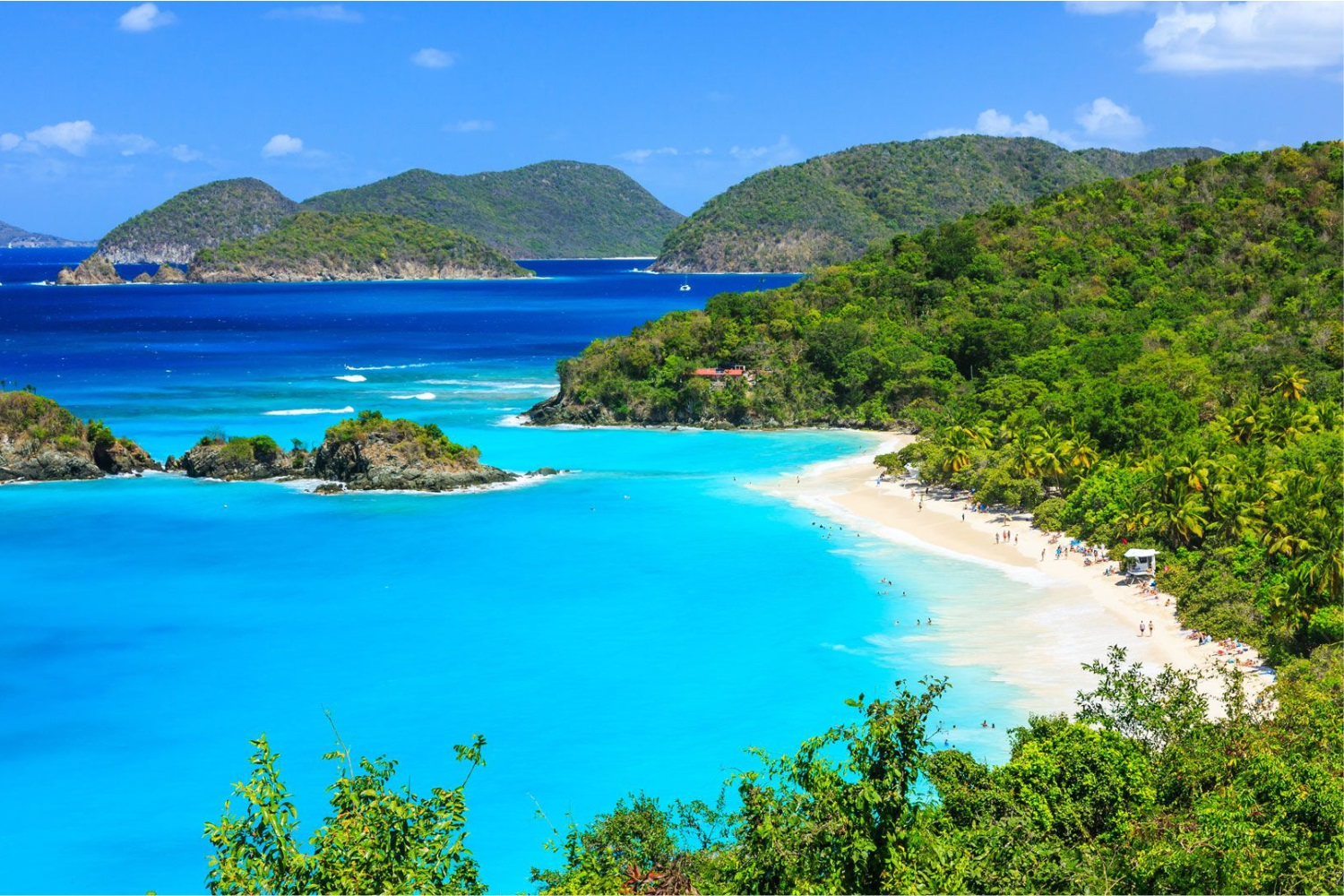 10 most beautiful beaches in caribbean you must visit travel and trunk bay st john tourvisitor sciox Image collections