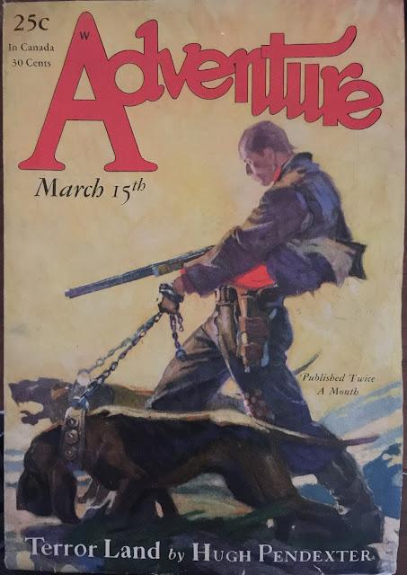 Adventure, March 15, 1928