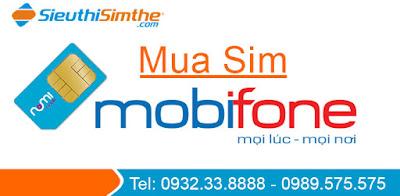 Sim ông địa MobiFone