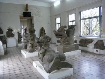 พิพิธภัณฑ์ประติมากรรมจาม (Cham Museum)