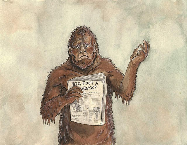 Is Bigfoot real or not ?