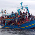Illegal Migrants Boat Coming From Libya Sinks,Over 12 Feared Dead, 21 Survivors
