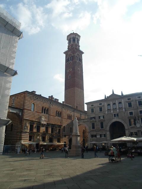 Verona - Palazzo del Capitano