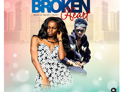 DOWNLOAD MP3: Ann Kay ft. Mula Palmer- Broken Heart (Mixed by Heaven Musik)