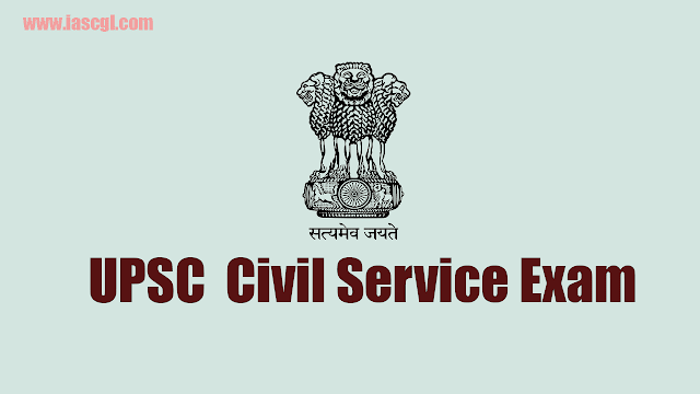 UPSC Civil Service Exam 2019