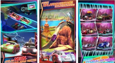 Cars: Fast as Lightning v1.3.4d Mod Apk (Money)