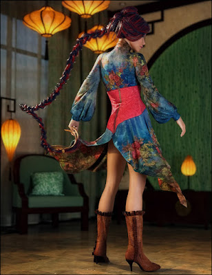 Oriental Opulence for Marionette